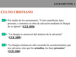 SACRAMENTOS, 1