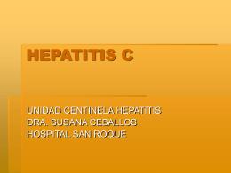 HCV Comunidad - Ministerio de Salud
