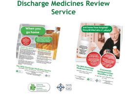 Discharge Medicines Review Service