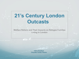21's Century London Outcasts