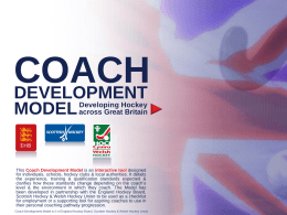 Coaching Strategy for GB
