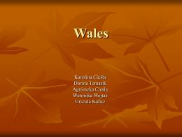 """Wales - ia."""""""