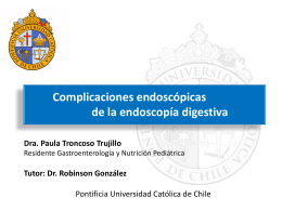 Diapositiva 1 - Endoscopia UC