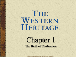 Craig, The Heritage of World Civilization, 6th ed.