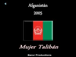 Mujer Taliban