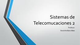 Sistemas de Telecomucaciones 2