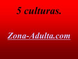 5 Culturas.