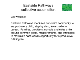 Eastside Pathways Every Bellevue child a success
