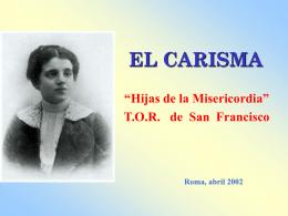EL CARISMA