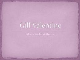 Gill Valentine