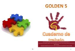 Diapositiva 1 - Bienvenidos | Golden5