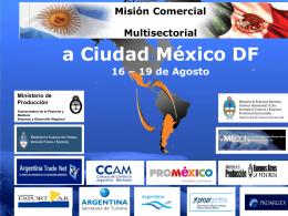 Costos misión a México