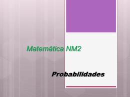 Probabilidad clásica - Colegio Dario Salas