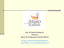 María Isabel Orellana presione aquí