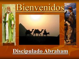 05-Discipulado Abraham - Iglesia de Cristo Mahanaim