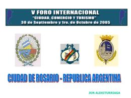 Jon Aldeiturriaga 30/9/2005 - Confederación Argentina de la