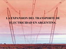 Sistema argentino de transporte 1