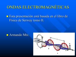 Presentacion PPT Ondas y antena WiFi