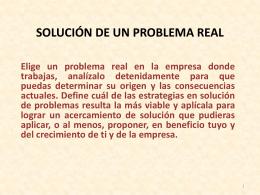 solución de un problema real - 3mosqueteros-y-2doncellas-uvm