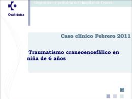En casa - EXTRANET - Hospital Universitario Cruces