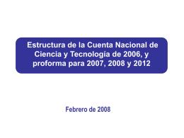 Cuenta Nacional