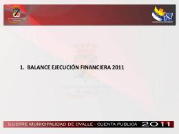 CUENTA PUBLICA 2012 - Municipalidad de Ovalle