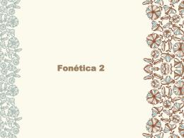 Fonética 2