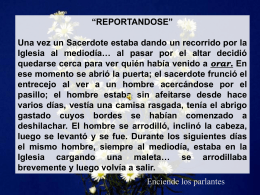 REPORTANDOSE