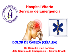 emergencia_2 - Hospital Vitarte