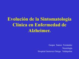 Diagnóstico clínico de demencia y de la