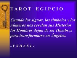TAROT EGIPCIO - la paz, baja california sur