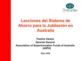 Pauline Vamos - (FIAP) Federación Internacional de