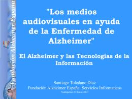 el alzheimer y las tecnologias de la informacion