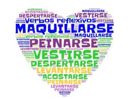 Conjugación de verbos reflexivos