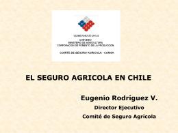 el Seguro Agrícola en Chile