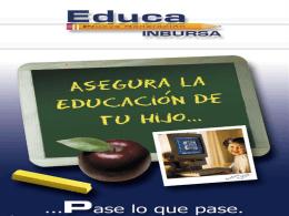 Educa - Seguros medicos, para autos y de vida.