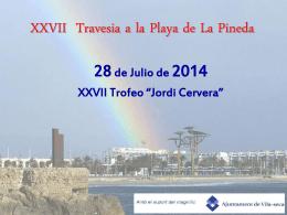 Presentación de PowerPoint - Club Natació Vila-seca