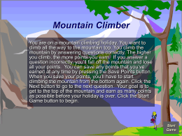 3120 Mountain Climber