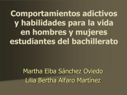 ponencia 5 comportamientos adictivos y habilidades para la vida en