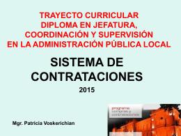 Patricia Boskerichian - Sindicato de Trabajadores Municipales de