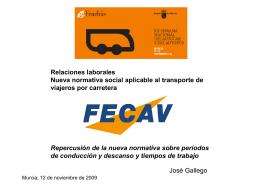 reglamento (ce) 561/2006