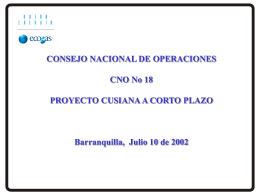 Sin título de diapositiva - CNO-Gas
