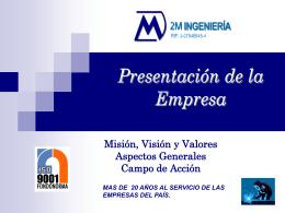 Diapositiva 1 - 2m Ingenieria