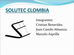 SOLUEXPERTA - Universidad Sergio Arboleda