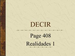 p. 408 DECIR