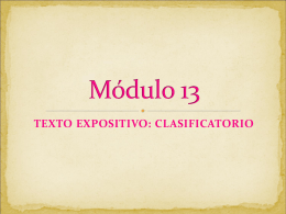 Módulo 13 - TramixSakai ULP