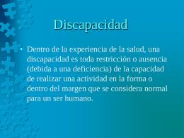 Discriminación de las personas con discapacidad en - tisgpal1-3