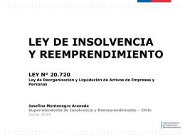 Procedimiento Concursal de Liquidación.