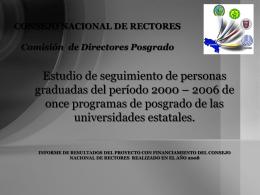 ANEXO 11 - Presentación PROYECTO 2008 (02-07-2009)
