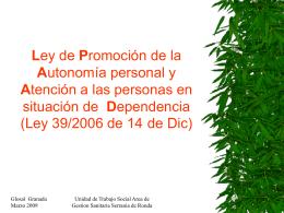 Dependencia - IFMSA